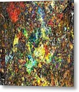Abstraction 0557 Marucii Metal Print