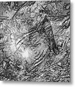 Abstraction 0565 - Marucii Metal Print