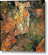 Abstraction 0585 Marucii Metal Print