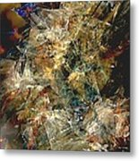 Abstraction 0618 Marucii Metal Print
