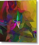 Abstraction 111212 Metal Print