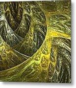 Abstraction 159-03-13marucii Metal Print