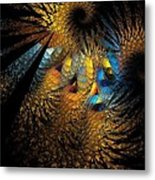 Abstraction 252-05-13 Marucii  Metal Print