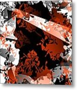 Abstraction 40-13 - Marucii Metal Print