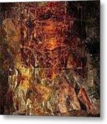 Abstraction 464-09-13 Marucii Metal Print