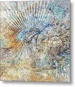 Abstraction 476-09-13 Marucii Metal Print