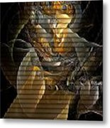Abstraction 560-11-13 Marucii Metal Print