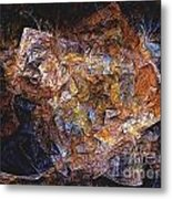 Abstraction 562-11-13 Marucii Metal Print