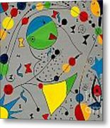 Abstraction 575 - Marucii Metal Print