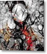 Abstraction 664 - Marucii Metal Print