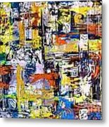 Abstraction 759 - Marucii Metal Print