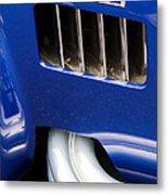 Ac 427r Ford Cobra Details Metal Print