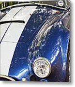 Ac Cobra Shelby Metal Print
