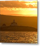 Acadia Lighthouse  Metal Print
