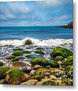 Acadia Ocean Breeze Metal Print