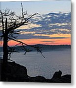 Acadia Sunrise 2 Metal Print