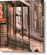 Acme Oyster House Metal Print