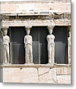 Acropolis Revisited  2 Metal Print