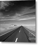 Across The Atacama Metal Print