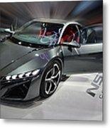 Acura N S X Sh Concept 2013 Metal Print