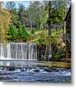 Adairs Mill Metal Print by Bob Jackson