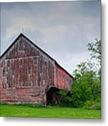 Adams County Barn 7d02923c Metal Print