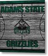 Adams State Grizzlies Metal Print