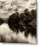 Adda River 2 Metal Print