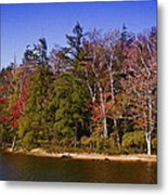 Adirondack Color Xi Metal Print