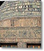 Adler Planetarium Signage Metal Print