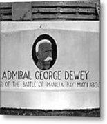 Admiral Dewey Monument Metal Print