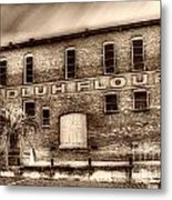 Adluh Flour Sc Metal Print