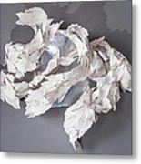 Aerial Metal Print