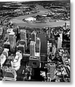 Aerial View Of London 5 Metal Print