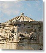 Aerides Metal Print by Greek View