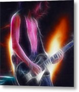 Aerosmith-joe-94-gb26a-fractal Metal Print