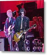 Aerosmith-joe Perry-00019-1 Metal Print