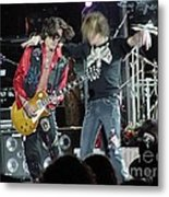 Aerosmith - Joe Perry -dsc00182-2-1 Metal Print