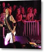 Aerosmith-steven Tyler-00074 Metal Print