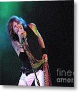 Aerosmith - Steven Tyler -dsc00139-1 Metal Print