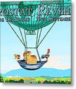 Aerostat Reveillion Metal Print