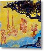 African Dream Metal Print