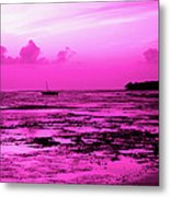Dreaming In Colours Metal Print