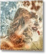 After A Moment Metal Print