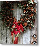 After Holiday Metal Print