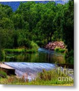 After Rain Metal Print by Jon Burch Photography