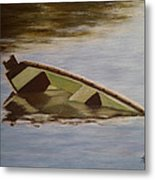 After The Flood Metal Print