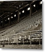 After The Game - Franklin Field Philadelphia Metal Print