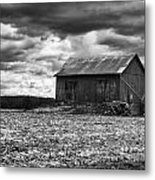 After The Harvest Metal Print