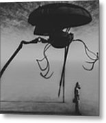 After The Invasion Metal Print